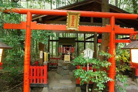 京都【野宮神社】縁結び!子宝!お守りのご利益がすごいと話題に!