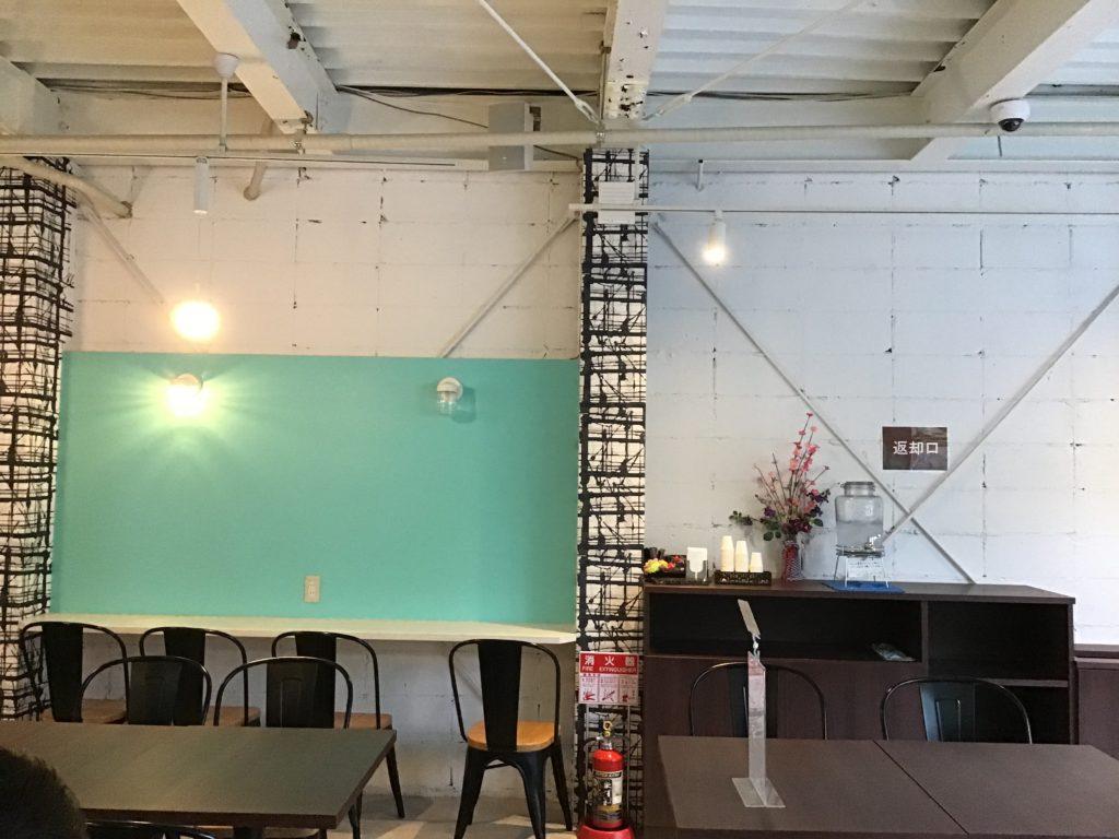 太宰府天満宮 参道カフェ おすすめ 抹茶屋 WAOWAO 抹茶ティラミスが有名 店内の様子