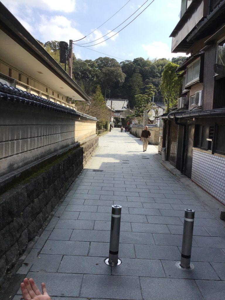 太宰府天満宮横の光明禅寺は枯山水が有名