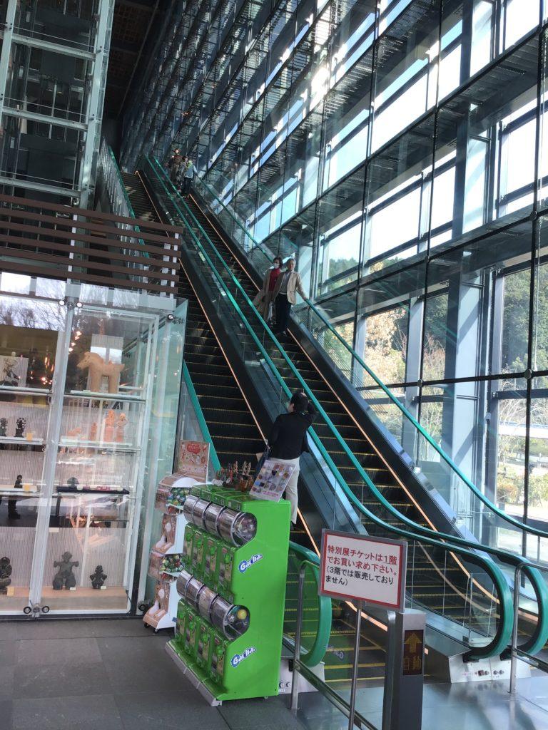 九州国立博物館のお土産屋さんMUSEUM SHOP ここでしか買えないグッズ多数