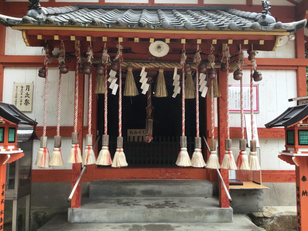 天開稲荷神社 本殿