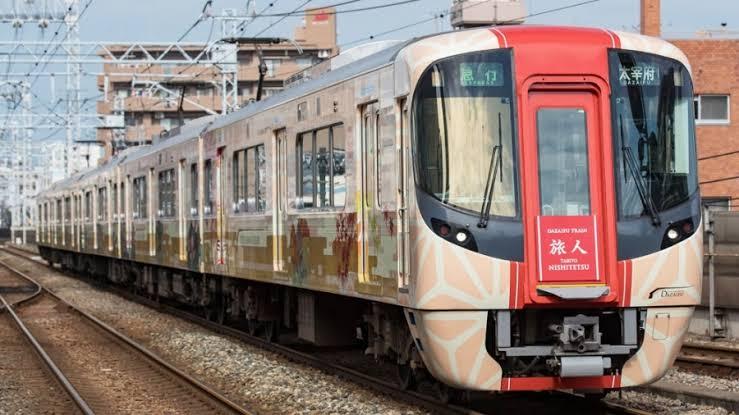 太宰府天満宮アクセスは西鉄電車の「旅人」がおすすめ