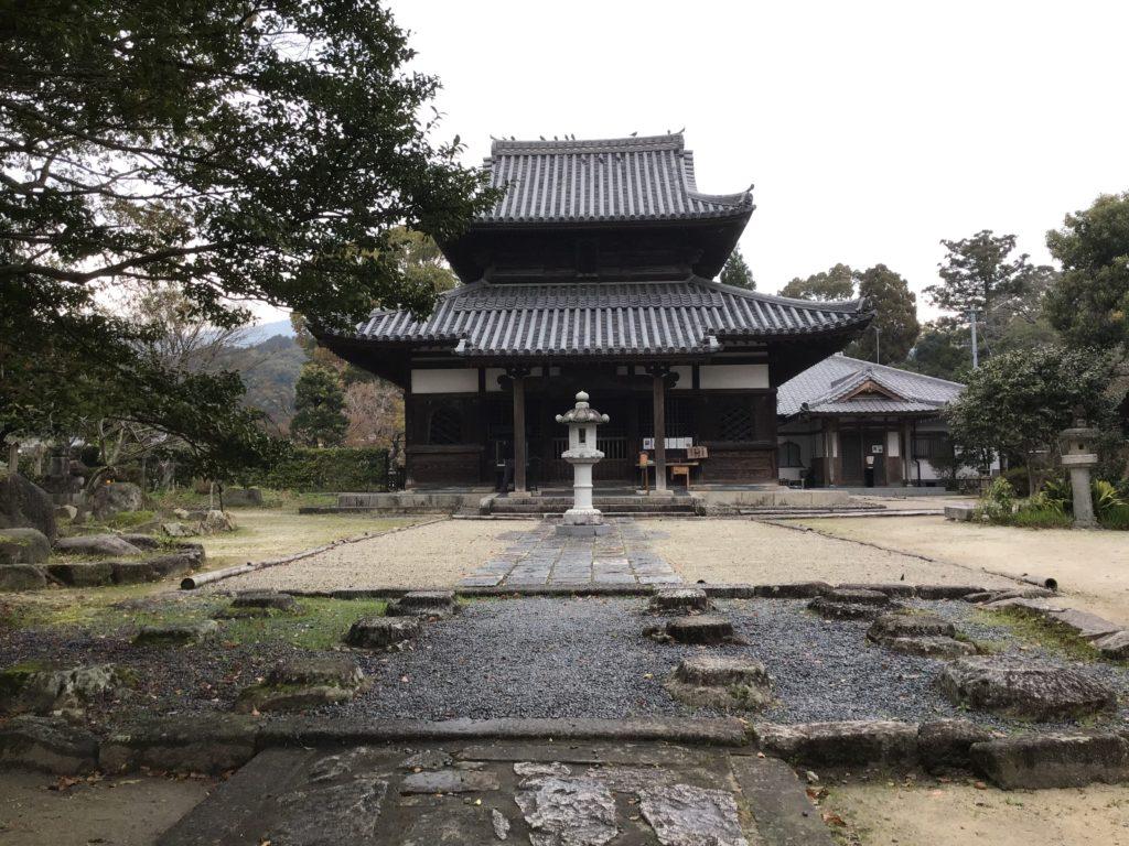 太宰府天満宮周辺の史跡 戒壇院