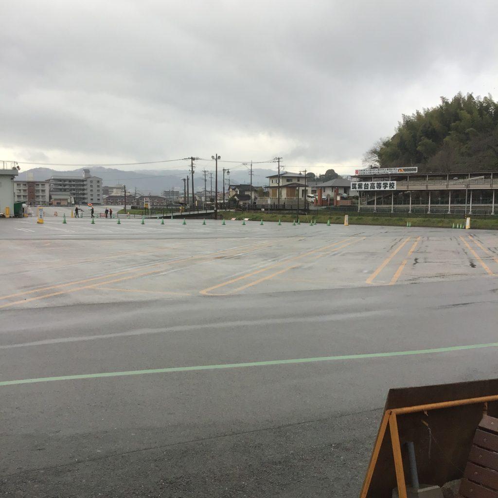 太宰府天満宮周辺の駐車場画像 太宰府駐車センター